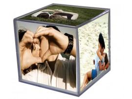 Cubo para foto 8,5x8,5 cm